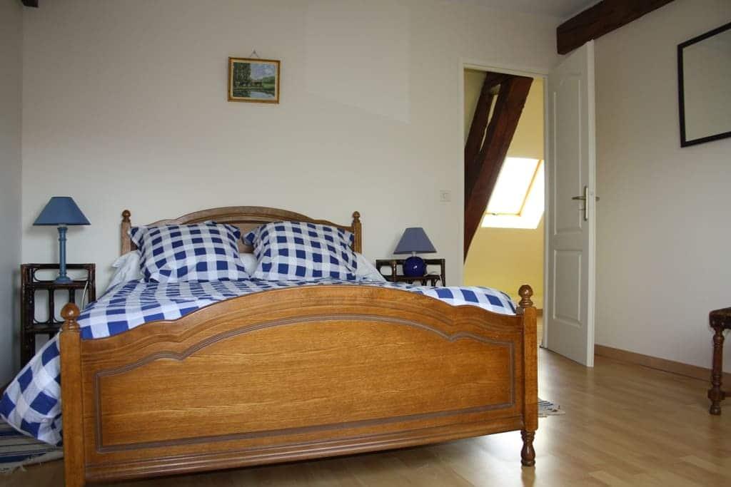Chambre n°1 : lit double
